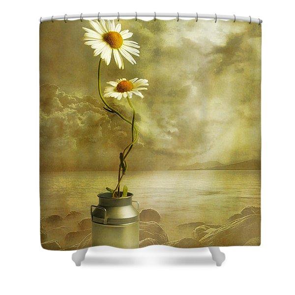 Together Shower Curtain by Veikko Suikkanen