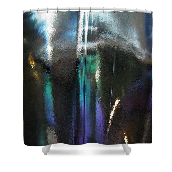 Transparency 4 Shower Curtain by Sarah Loft