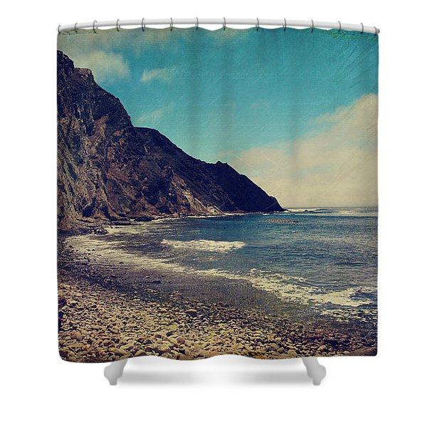 Treasures Shower Curtain by Laurie Search