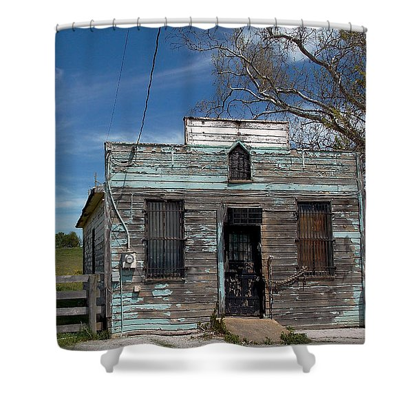 Undelivered Mail Shower Curtain by Skip Willits