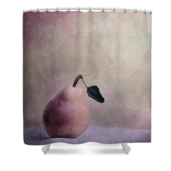 waiting for company Shower Curtain by Priska Wettstein