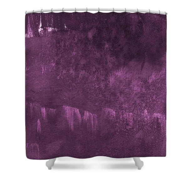 We Are Royal Shower Curtain by Linda Woods
