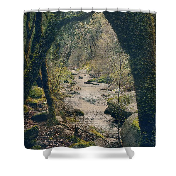What We Could've Had Shower Curtain by Laurie Search
