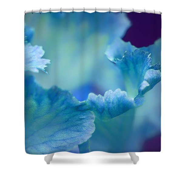 Whispering Shower Curtain by Nikolyn McDonald