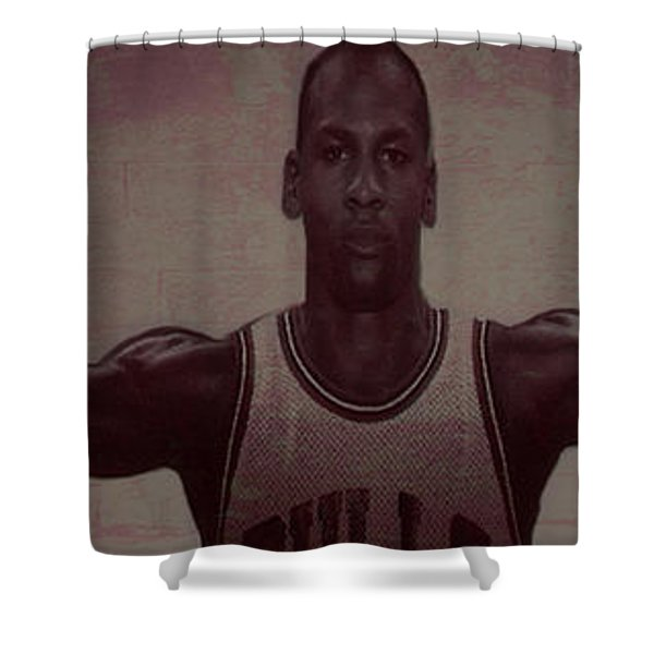 Wings Shower Curtain by BRIAN REAVES