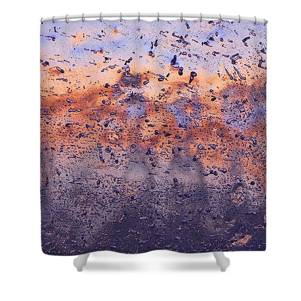 Winter Breeze Shower Curtain by Sami Tiainen