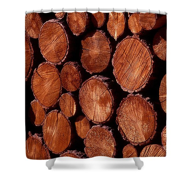 Winter Ready Shower Curtain by Paul W Faust -  Impressions of Light
