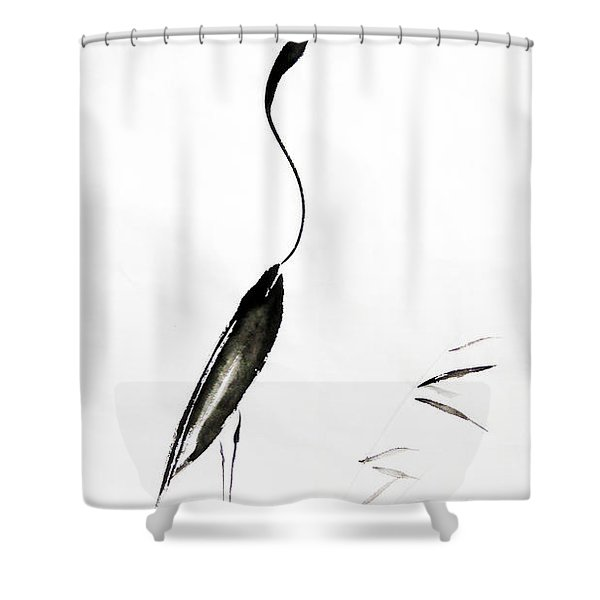 With My Head Held High Shower Curtain by Oiyee  At Oystudio