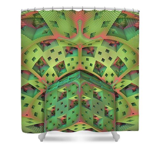 20120518-1 Shower Curtain by Lyle Hatch