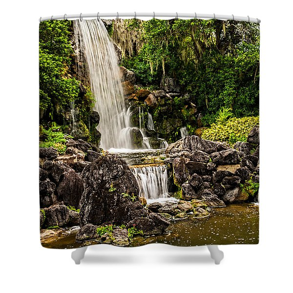 20120915-DSC09800 Shower Curtain by Christopher Holmes
