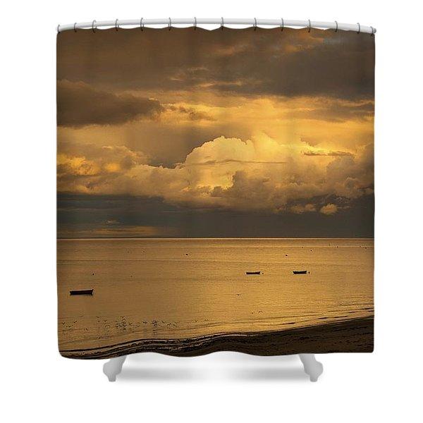 Sunderland, Tyne And Wear, England Shower Curtain by John Short