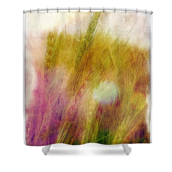 Another Field of Dreams Shower Curtain by Judi Bagwell