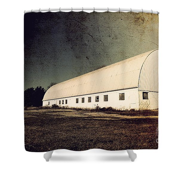 Appleton Barn Shower Curtain by Joel Witmeyer