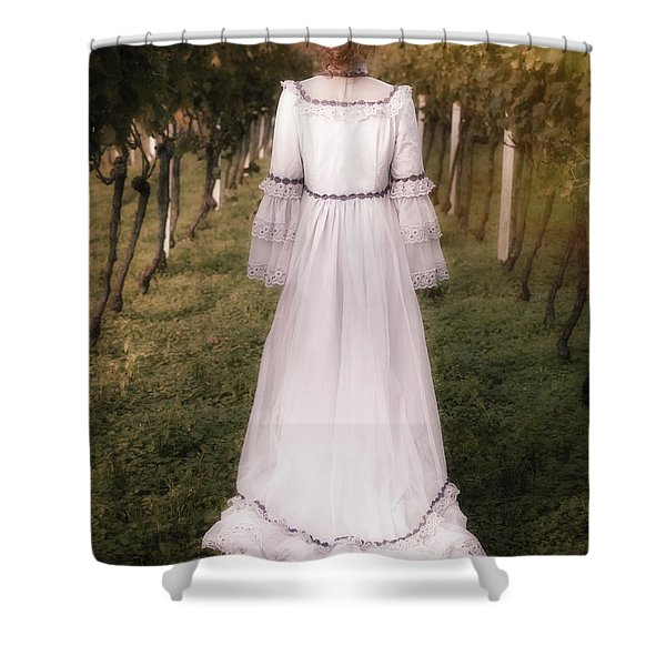 Autumnal Shower Curtain by Joana Kruse