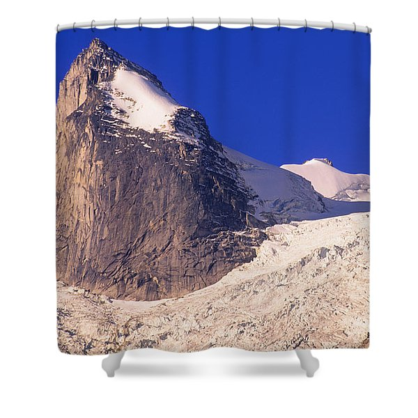 Bugaboo Spire Shower Curtain by Bob Christopher