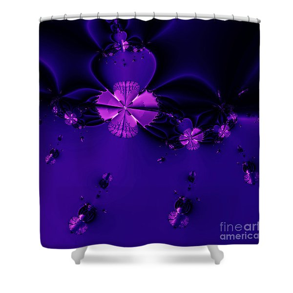 Bumble Beez . Square . S19 Shower Curtain by Wingsdomain Art and Photography