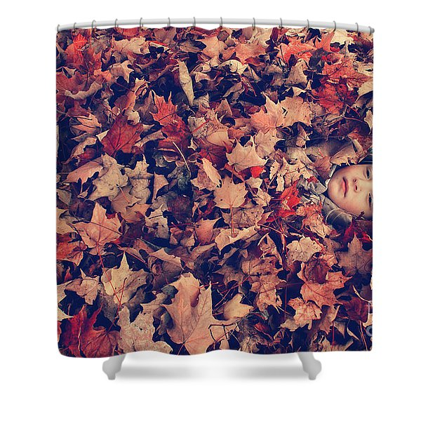 Camouflage 02 Shower Curtain by Aimelle