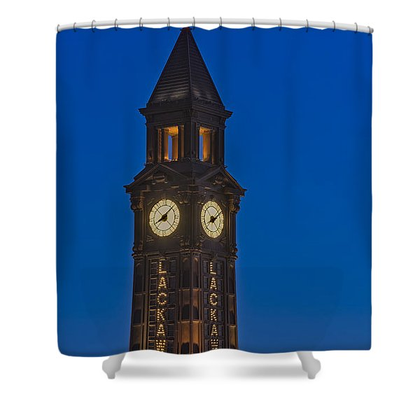 Can I have the time please Shower Curtain by Susan Candelario