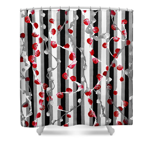 Chalpar Shower Curtain by Sumit Mehndiratta