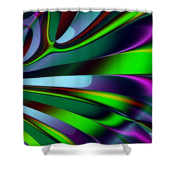 Eichler Is Lost . S9 Shower Curtain by Wingsdomain Art and Photography