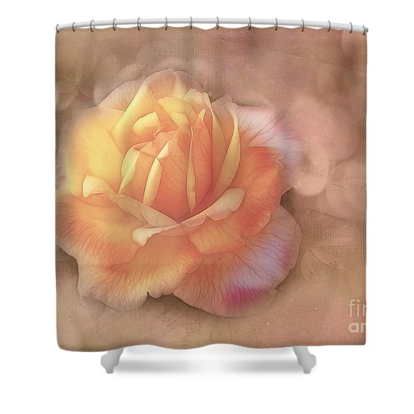 Faded Memories Shower Curtain by Judi Bagwell