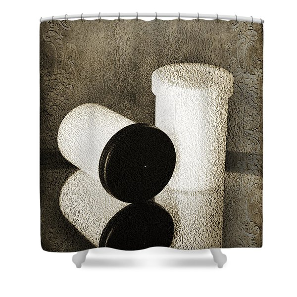 Film Capsule Shower Curtain by Andee Design