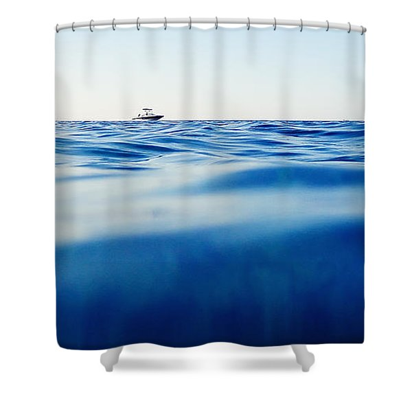 fun time Shower Curtain by Stylianos Kleanthous