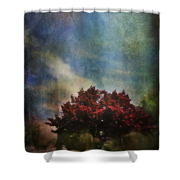 Glory Shower Curtain by Laurie Search