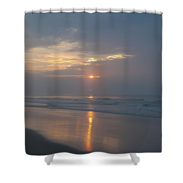 I'm Gonna Get Up and Make My Life Shine Shower Curtain by Bill Cannon