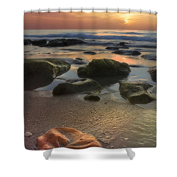Magic Every Moment Shower Curtain by Debra and Dave Vanderlaan
