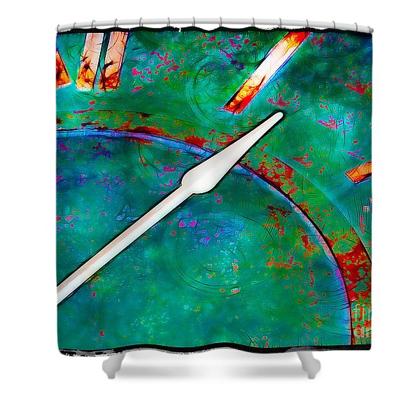 Once Upon a Time Shower Curtain by Judi Bagwell