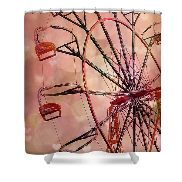 One Enchanted Night Shower Curtain by Amy Tyler