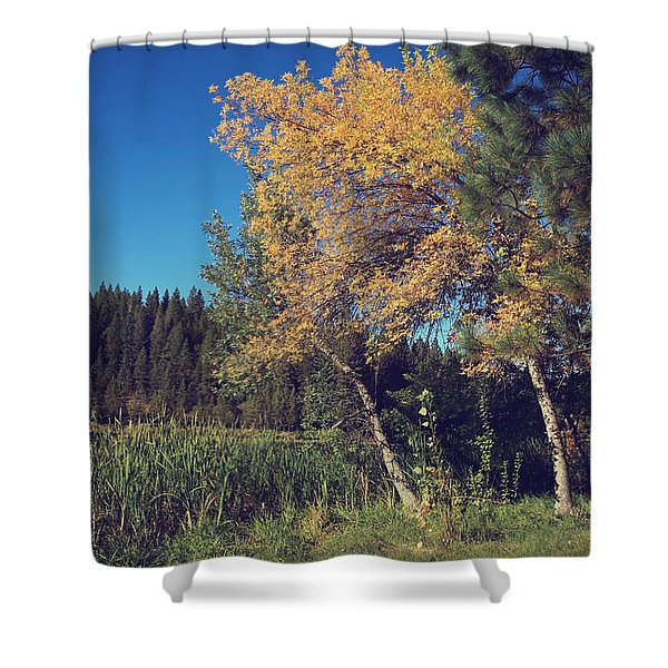 One In A Million Shower Curtain by Laurie Search