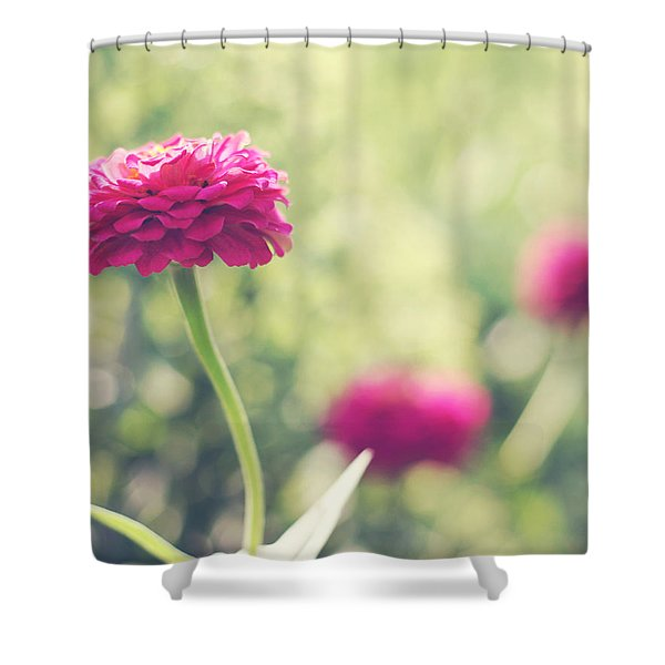 Ophelia Shower Curtain by Amy Tyler
