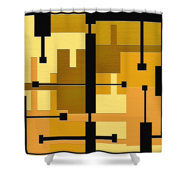 Passive Shower Curtain by Ely Arsha