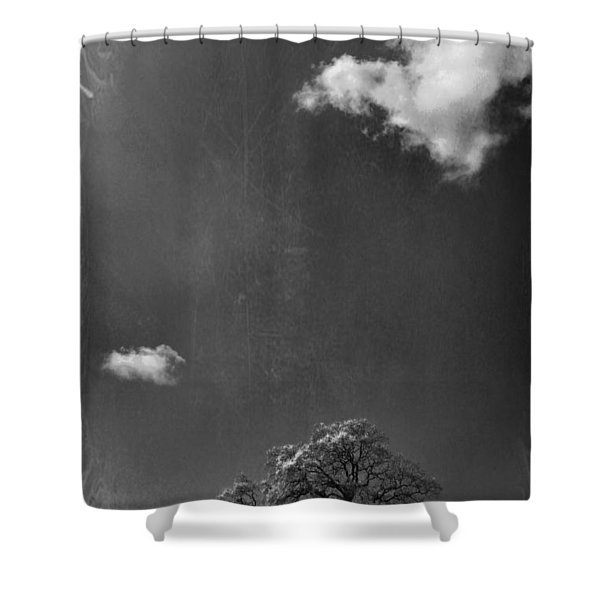 Places We Remember Shower Curtain by Laurie Search