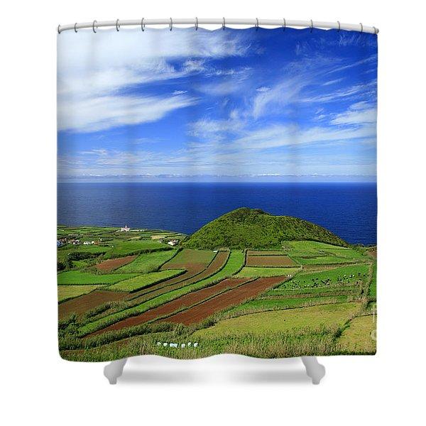 Sao Miguel - Azores islands Shower Curtain by Gaspar Avila