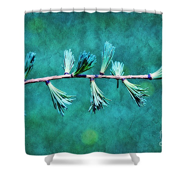 Spring Has Sprung Shower Curtain by Aimelle