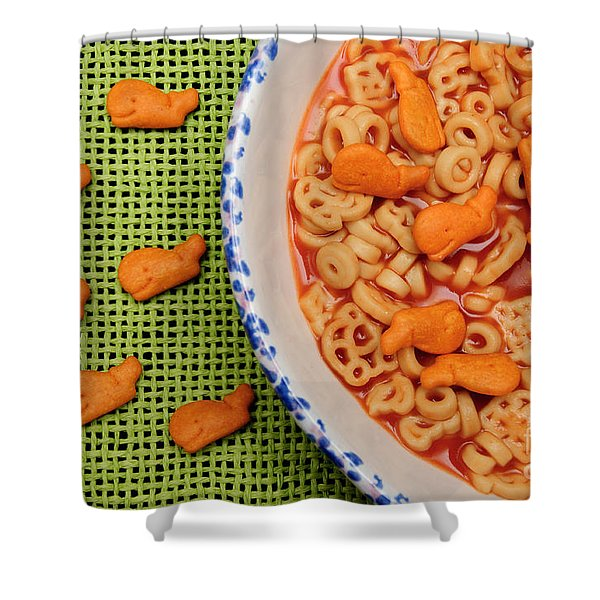 The Great Escape Shower Curtain by Andee Design