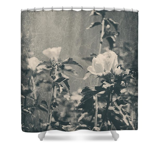This Glorious Sadness Shower Curtain by Laurie Search