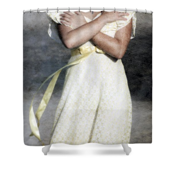 when the wind blows Shower Curtain by Joana Kruse