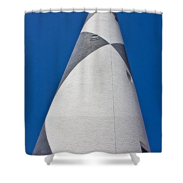 Cape Lookout 4 Shower Curtain by Betsy C  Knapp