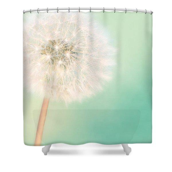 A Single Wish II Shower Curtain by Amy Tyler