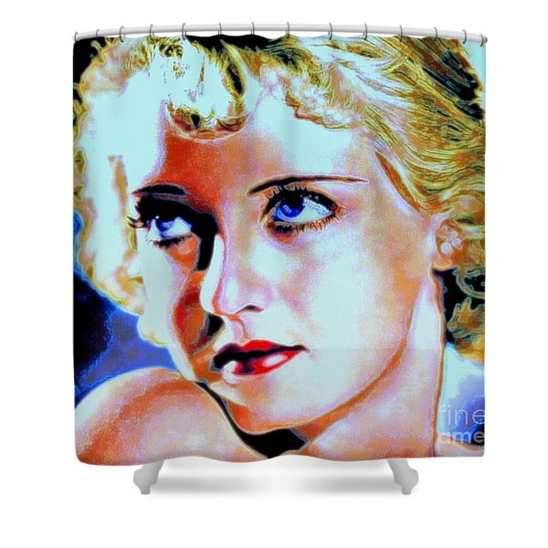 Bette Shower Curtain by WBK