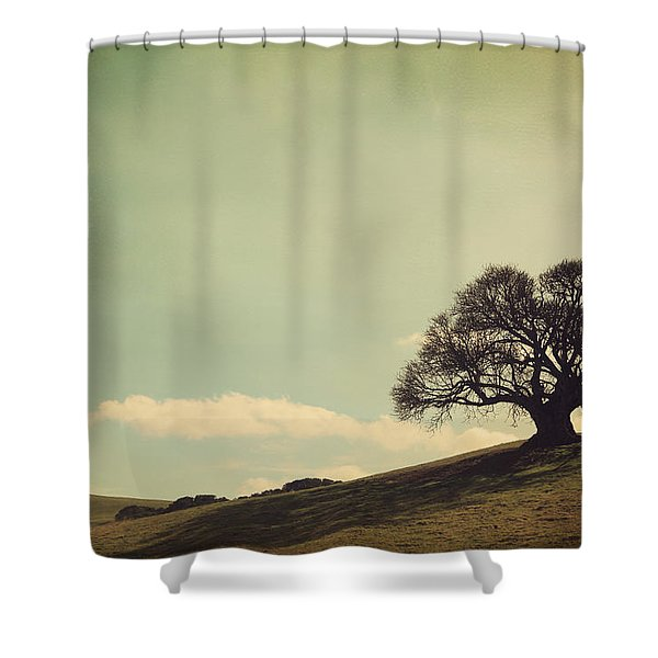 But I Still Need You Shower Curtain by Laurie Search