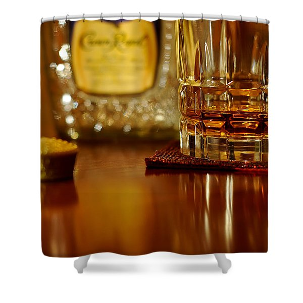 Cheers Shower Curtain by Lois Bryan