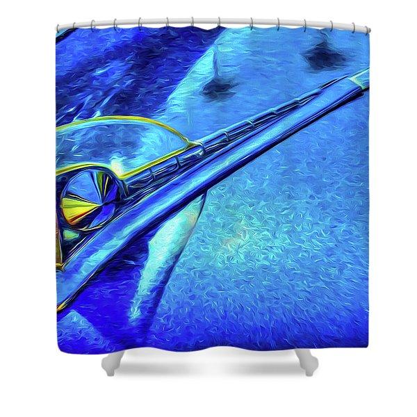 Da Hood Shower Curtain by Paul Wear