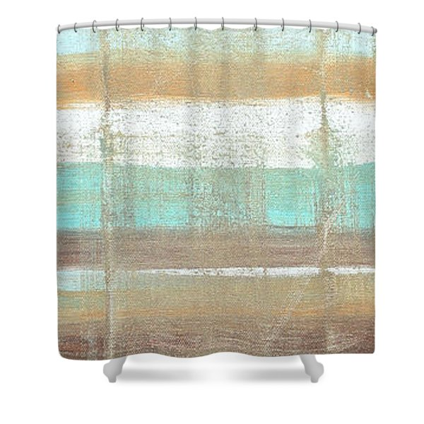 Dream State II By Madart Shower Curtain by Megan Duncanson