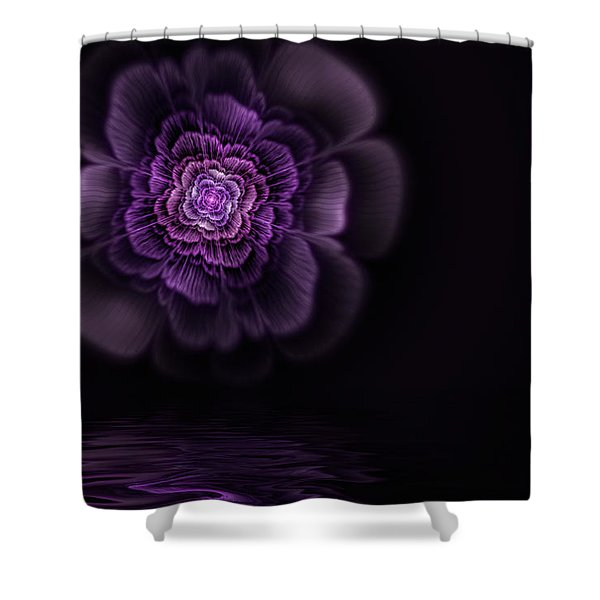 Fleur Shower Curtain by John Edwards
