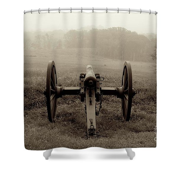 Gettysburg Shower Curtain by Sean Cupp